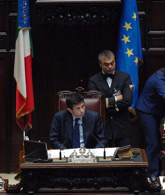 maurizio lupi vice presidente della camera dei deputati