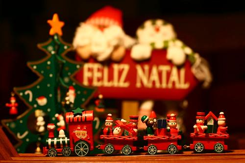Feliz Natal 2010, Thomás, CC-BY