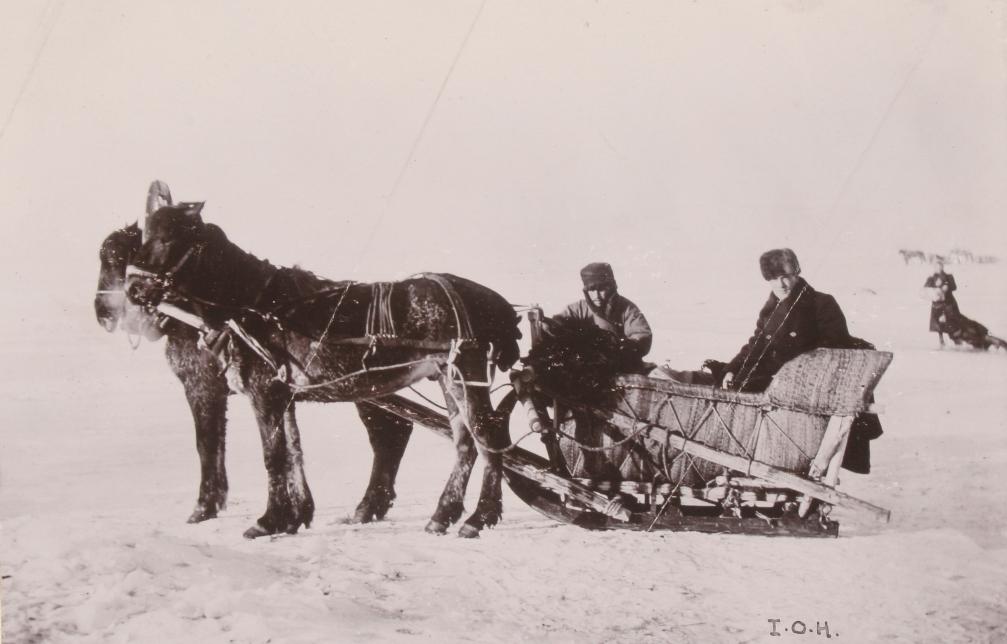 Baikal sledging