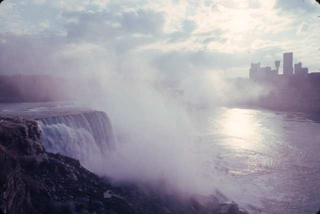 Niagara Falls in Kodachrome 2010