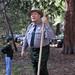 Bob Fry's last ranger walk, 2003