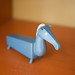 plastic toy horse by chrisglass