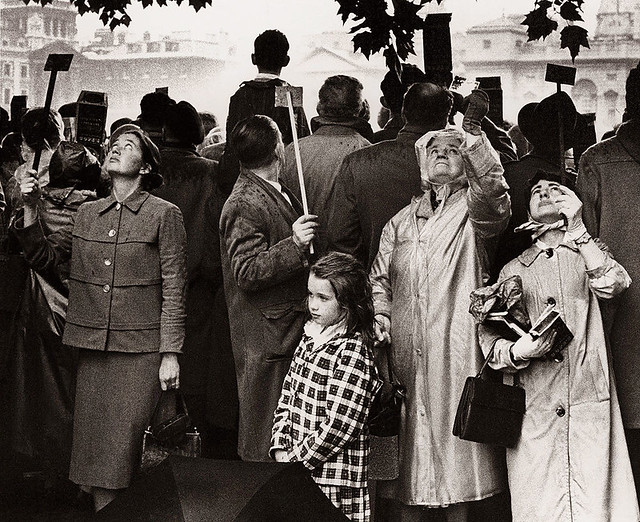 Trooping the Colour, London, by Lord Snowdon 1958