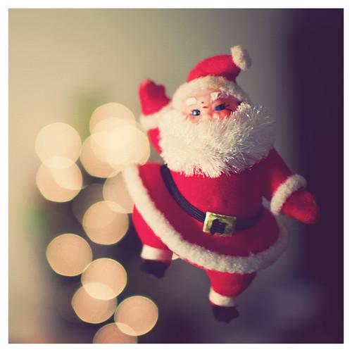 hello, from santa!