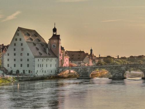 Medieval Danube