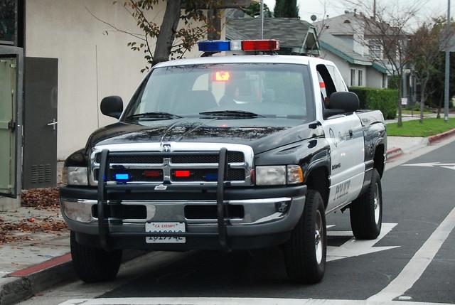 Glendale police department gpd dodge ram pickup truck for Department of motor vehicles glendale ca