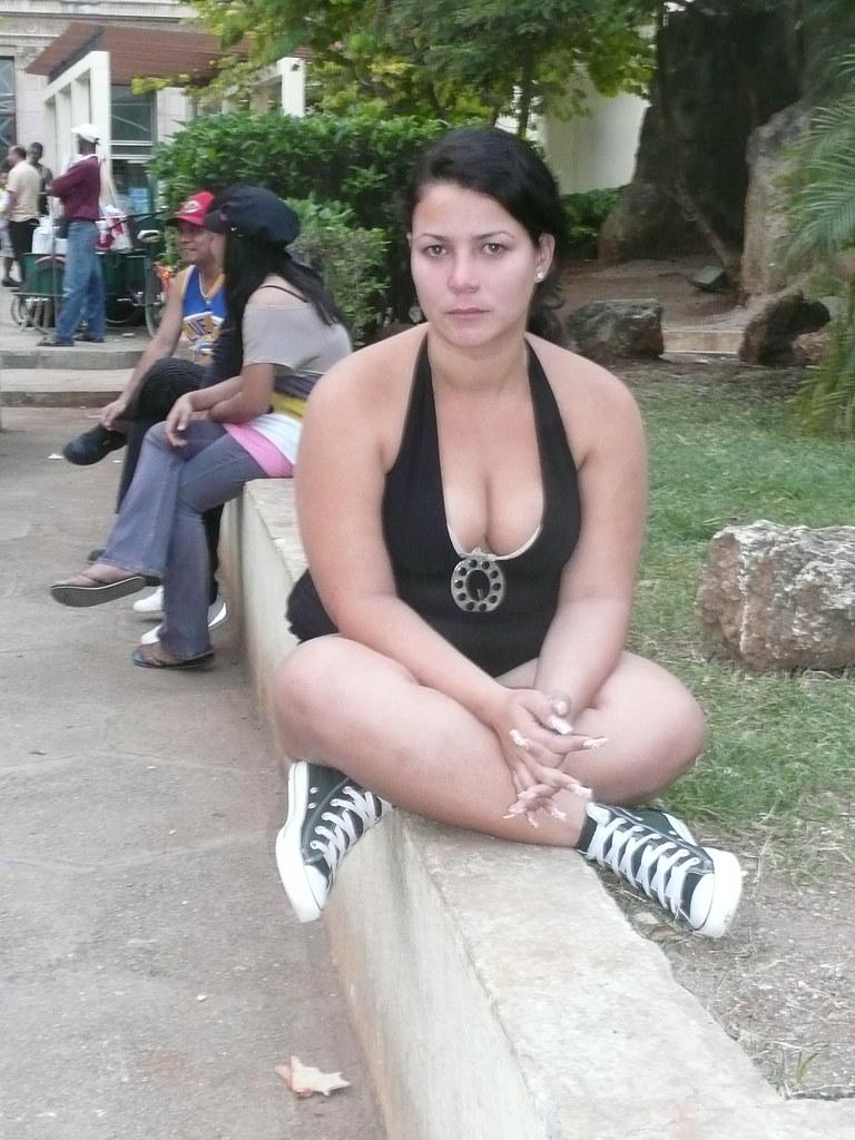 Busty cuban women