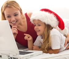 Tracking Santa Online