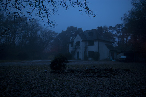 Spooky House by patrickd80