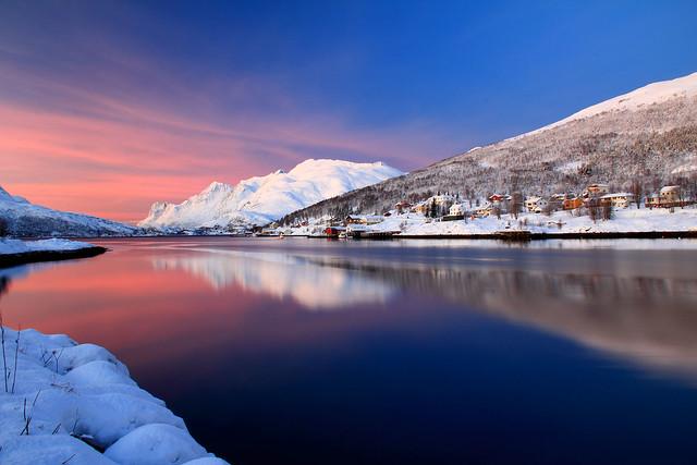 Polar Winter Midday