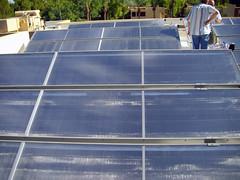 daylighting(0.0), roof(0.0), net(0.0), solar panel(1.0), solar energy(1.0), solar power(1.0),