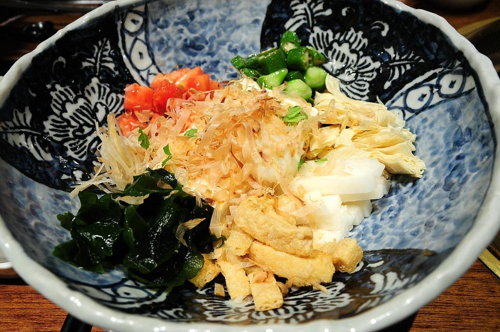 老乾杯 - 健康豆腐沙拉 NT$280