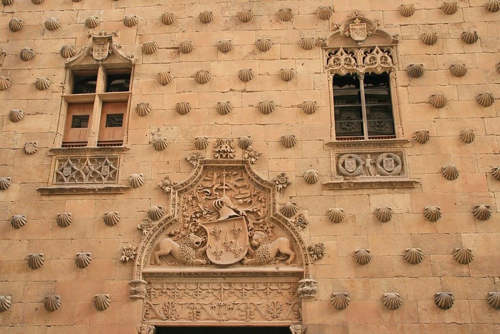 Casa de las Conchas.Salamanca.