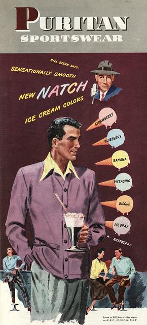 Ice Cream Colours