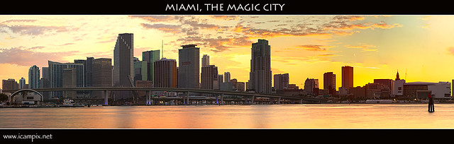 Miami at 310 Megapixel