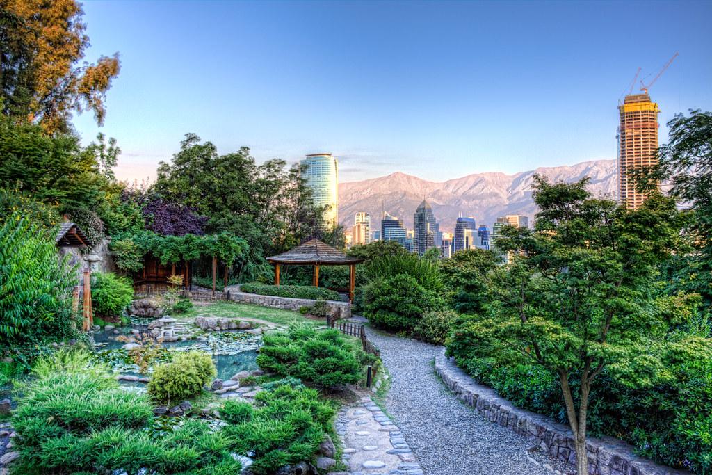 Chile 100 santiago de chile page 22 skyscrapercity for Jardin japones de santiago