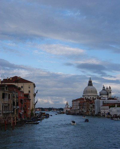 The Grand Canal, Venice by Kevin Heggie
