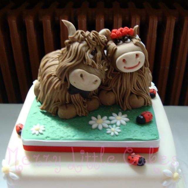 Wedding Cake Toppers Glasgow