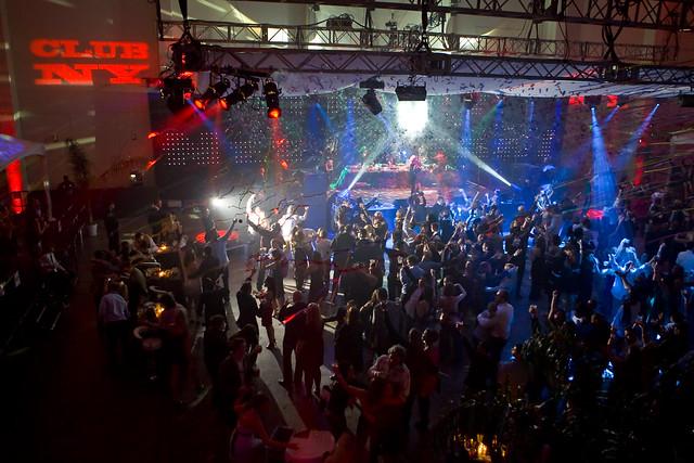Club NY New Year's Event
