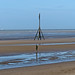 "Crosby Beach, Merseyside. ""Another Place"" by Tudor Barlow"