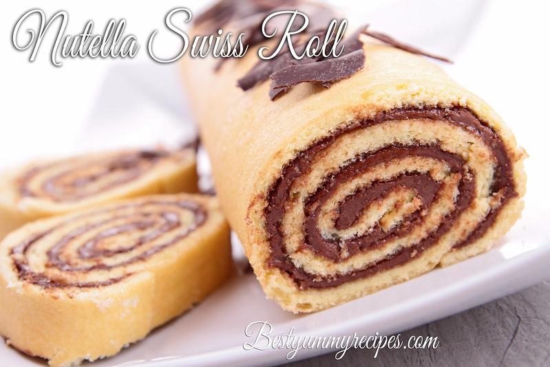 Recette Cu Cake Nutella Facile