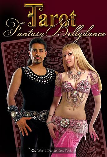 Tarot Fantasy bellydance cover