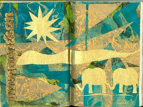 Altered Book - India