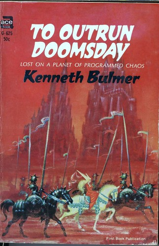 Kenneth Bulmer - To Outrun Doomsday