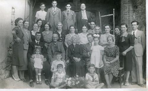 Famiglia patriarcale - Agosto 1939