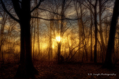 virginia hdr blacksburg photomatix foggysunrise bbsinghphotography