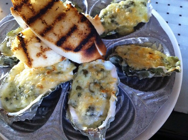 Oysters Rockefeller Food Network