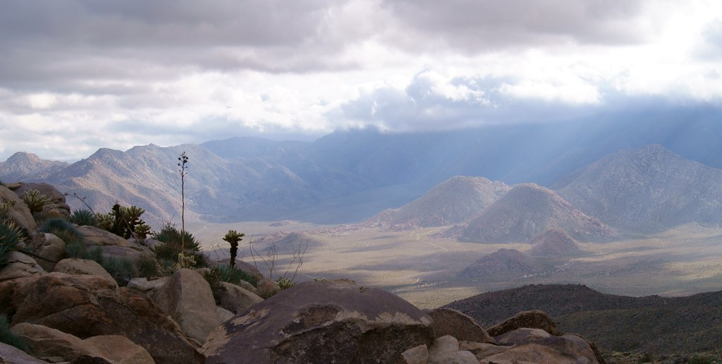 Elevation of Mount Laguna, Mt Laguna, CA, USA ...