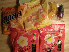 Candy from Thailand