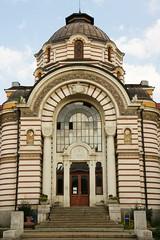 София (Sofia, Bulgaria) - Софийска градска минерална баня (Sofia Public Mineral Baths)