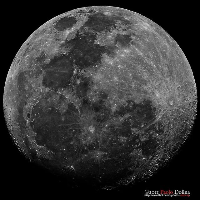 February 16, 2011 Moon