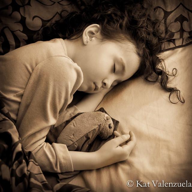 Fia Sleeping