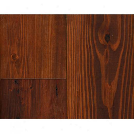 Pine flooring dark stained pine flooring for Pine floors stained dark