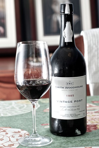 1985 Smith Woodhouse Vintage Port
