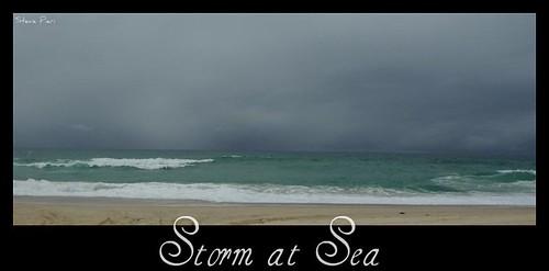 storm beach clouds pentax bonnyhills northcoastnsw k220d