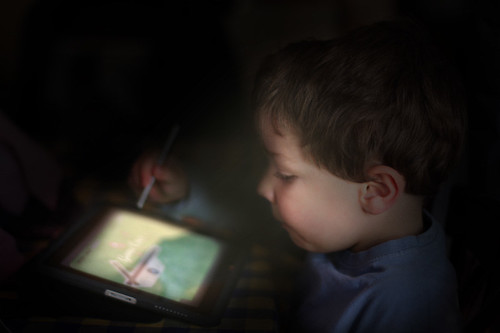 iPad fascination