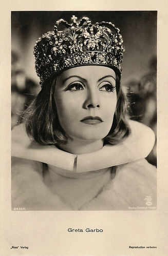 Greta Garbo in Queen Christina (1933)
