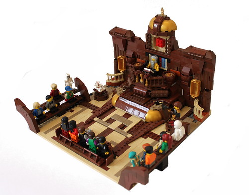 The Court of the Brick