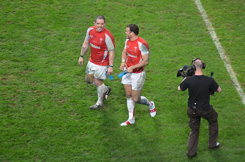 Paul James & Jamie Roberts