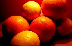 Dailyshoot 2013~ Still Life. Oranges and Lemons!