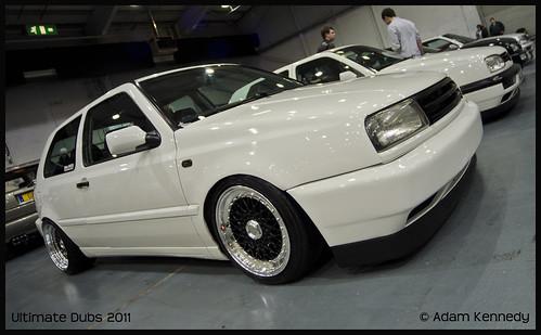 White MK3 @ UD 11