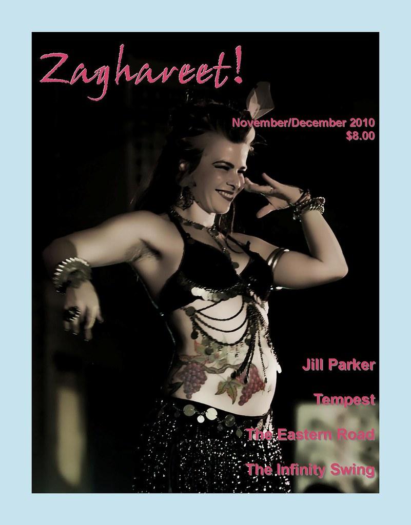 Zaghareet NovDec 2010 cover