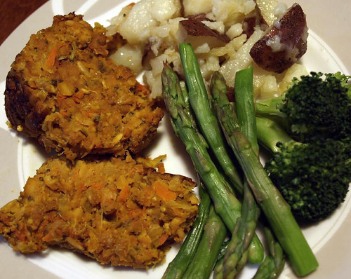 Tempeh No-Meat Loaf