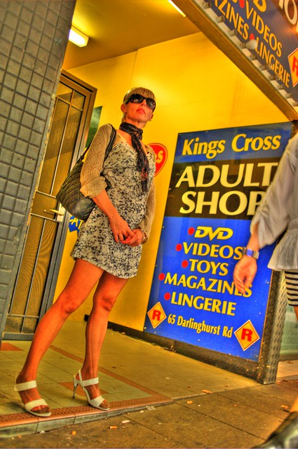 what is an adult massage brothel kings cross