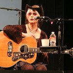 Thu, 17/03/2011 - 2:00pm - Emmylou Harris talks to FUV's Rita Houston about her new CD and performs a few songs. Photo by Laura Fedele