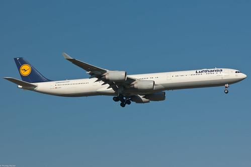Lufthansa Airbus A340-642 (HGW) D-AIHY (15662)